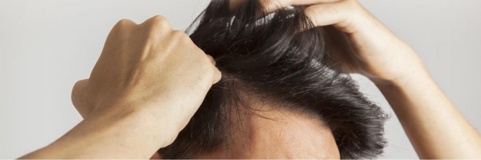 الأثار الجانبية لإستخدام المتكرر لجل الشعر