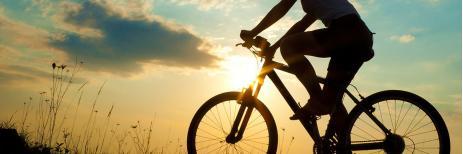 رياضة ركوب الدراجة وفوائدها