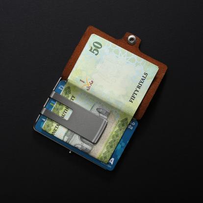 محفظة آي-كليب الذكية بايلوت أحمر (الكلاسيكية)