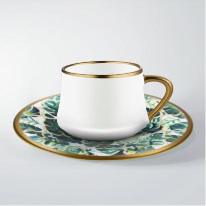 طقم فناجين قهوة اكويتور 1165