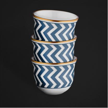 طقم فناجين قهوة عربية زيقزاق كويل 0913