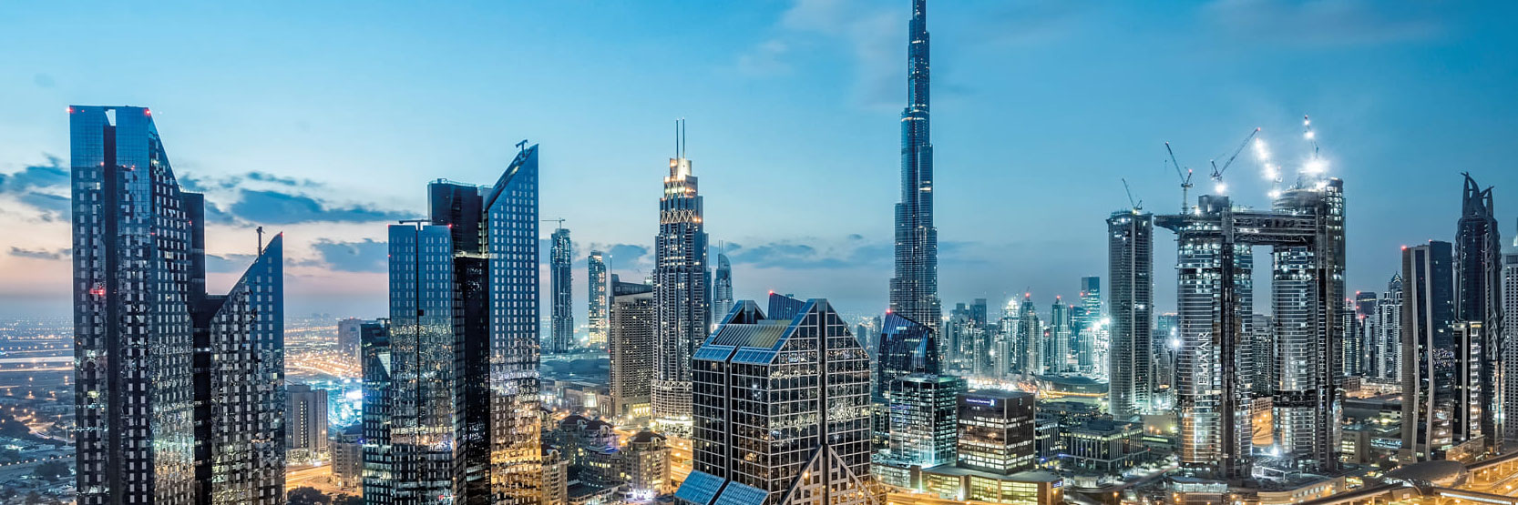 أهم الوجهات السياحية في مدينة دبي
