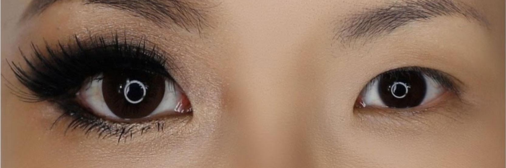 الحصول على أعين أكبر حجمًا من مكياج تكبير العيون