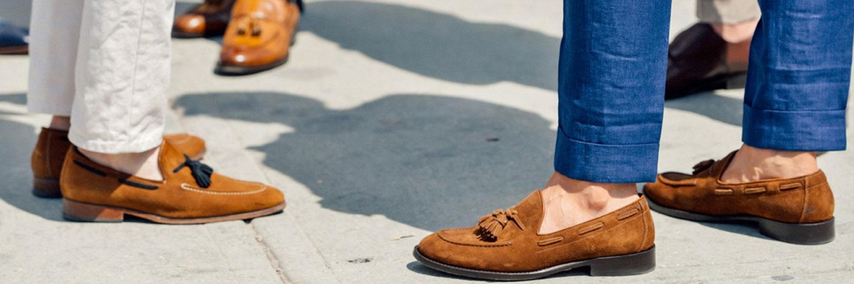 النشأة المعقدة لحذاء الموكاسين