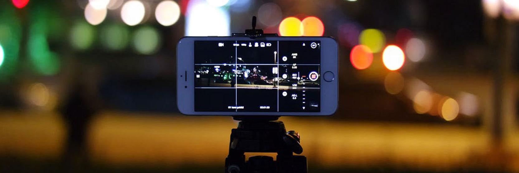 قواعد التصوير الليلي وتوضيح الصور المعتمة