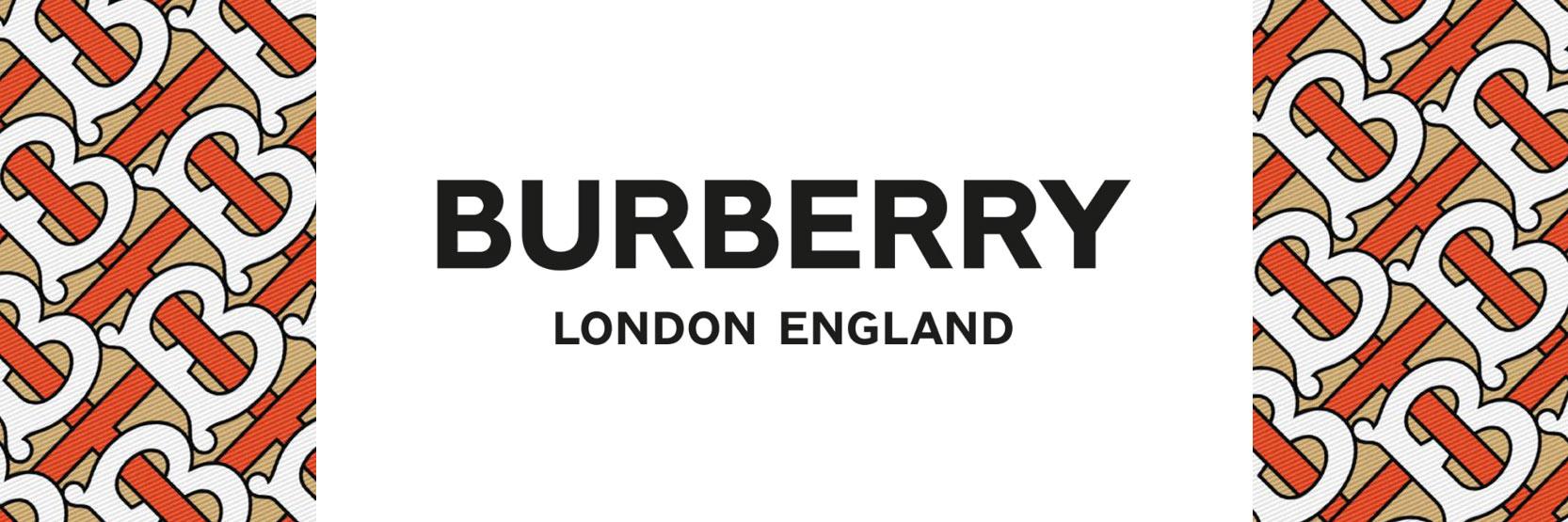 بربري | Burberry تزيح الستار عن هويتها الجديدة
