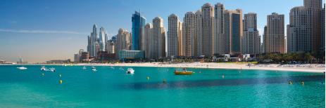 أجمل الشواطئ الخليجية