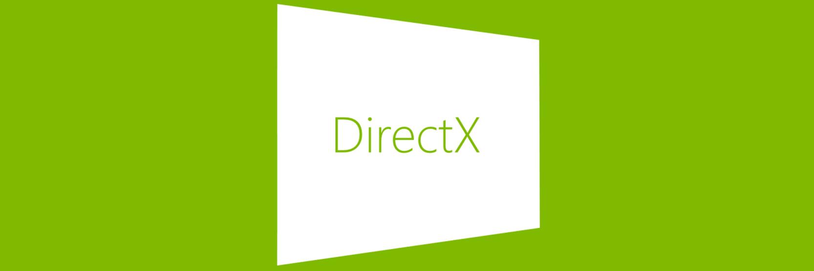 تحميل DirectX الضروري لتشغيل جميع الألعاب بالطريقة الصحيحة