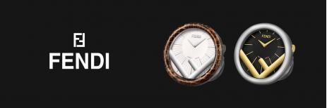 FENDI Timepieces تعلن عن ساعات الطاولات Run Away
