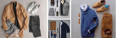 التنسيق الصحيح للملابس الرجالية