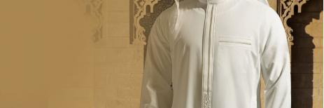 هكذا يمكن تطويع الثوب السعودي