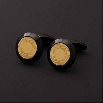 كبك نيتو ماراني أسود ذهبي - C126BG