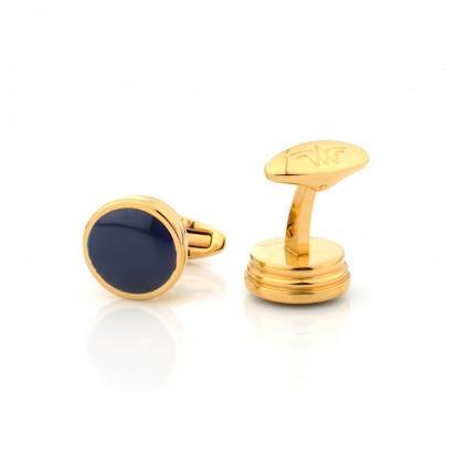 كبك نيتو ماراني ذهبي أزرق غامق - C163GD