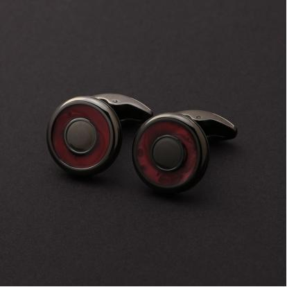 كبك نيتو ماراني لون أسود أحمر - C164MU