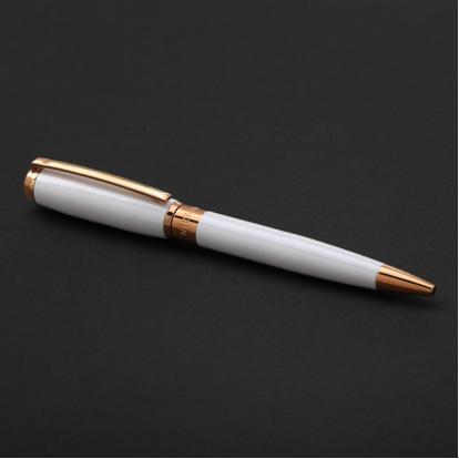 قلم نيتو ماراني ذهبي روز أبيض - P118RW