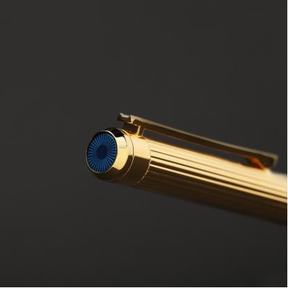 قلم نيتو ماراني لون ذهبي أزرق - P106GU