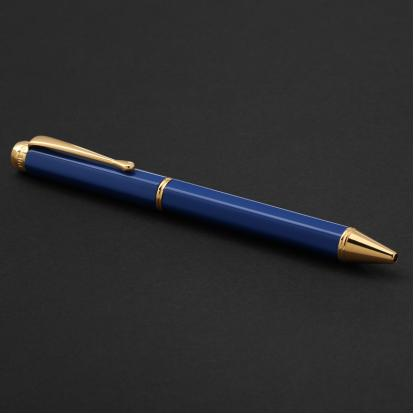 قلم نيتو ماراني ذهبي أزرق - P104GU