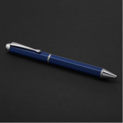 قلم نيتو ماراني فضي كحلي - P104SU