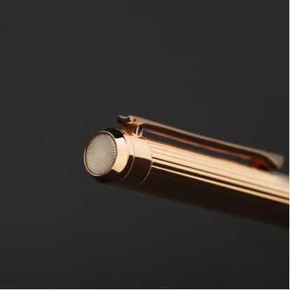 قلم نيتو ماراني لون ذهبي روز أبيض - P106RW