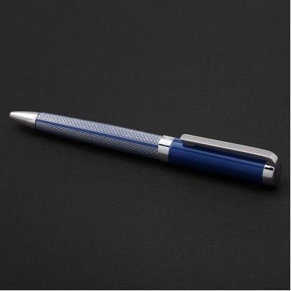 قلم نيتو ماراني فضي أزرق غامق - P109SD