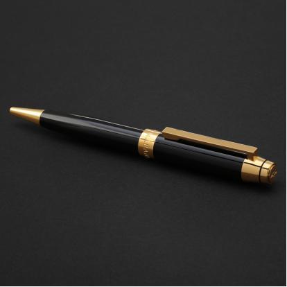 قلم نيتو ماراني ذهبي أسود - P112GB