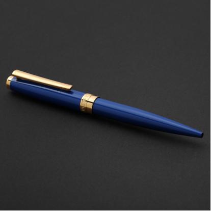 قلم نيتو ماراني ذهبي أزرق - P113GU