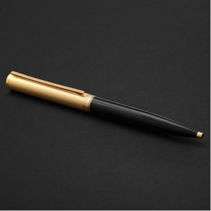 قلم نيتو ماراني ذهبي أسود - P114GB
