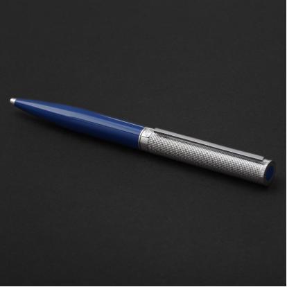 قلم نيتو ماراني فضي أزرق - P114SU