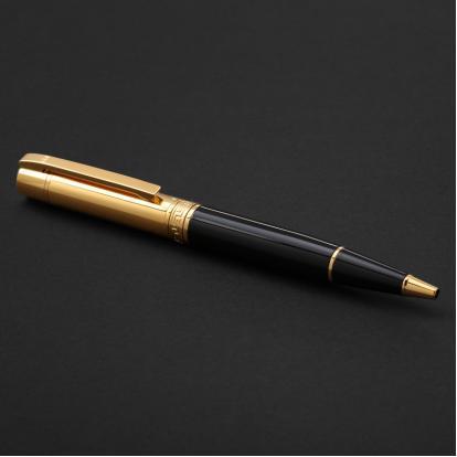 قلم نيتو ماراني ذهبي أسود - P115GB