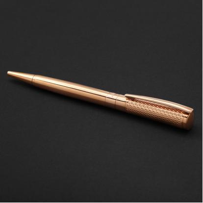 قلم نيتو ماراني ذهبي روز - P116RR