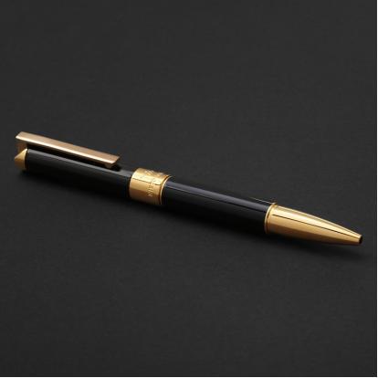 قلم نيتو ماراني ذهبي أسود - P120GB
