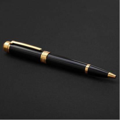 قلم نيتو ماراني ذهبي أسود - P123GB