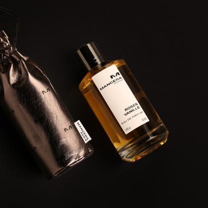 عطر مانسيرا – روز فانيليا عطر للرجال والسيدات 120 مل