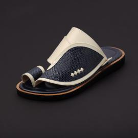 حذاء شرقي جلد سحلية ML10