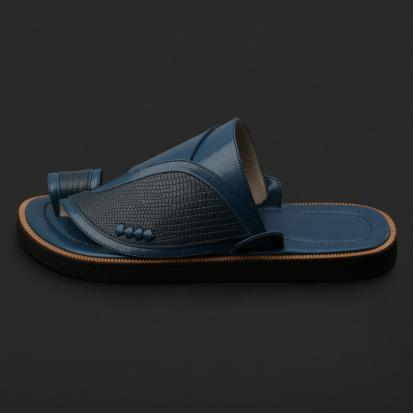 حذاء شرقي بنقشة جلد السحلية - SS5003