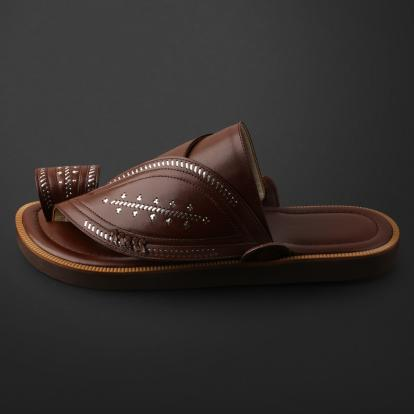 حذاء شرقي مطرز - SS11001