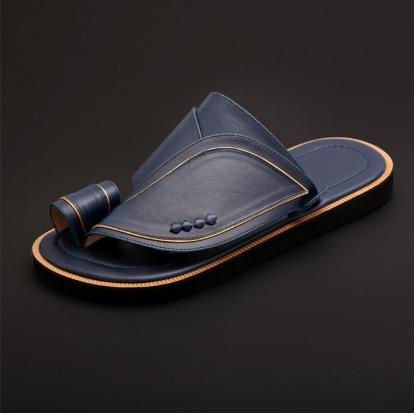 حذاء شرقي كلاسيك كحلي MS11