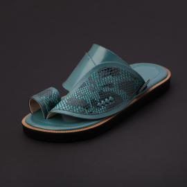 حذاء شرقي جلد سحلية ML30