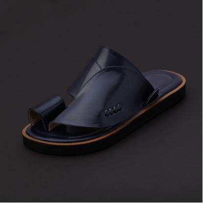 حذاء شرقي كلاسيك كحلي MS55