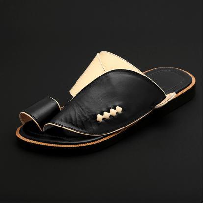 حذاء شرقي كلاسيك اسود MX38