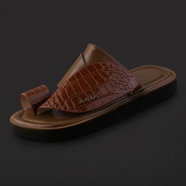 حذاء سوادنس شرقي بنقشة جلد التمساح - SS8003